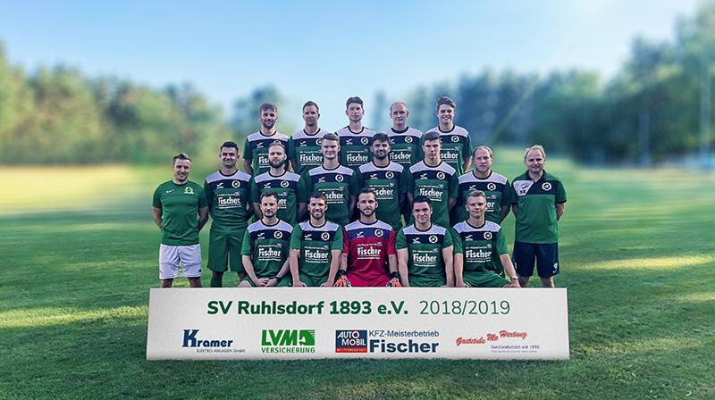 SV Ruhlsdorf 1 Maenner