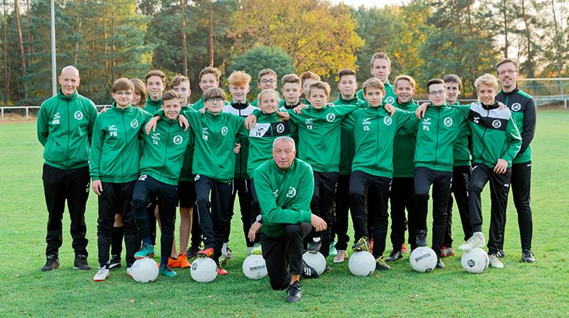 SV Ruhlsdorf C-Junioren 2018/2019
