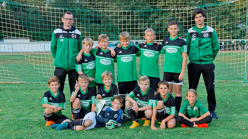 SV Ruhlsdorf E-Junioren 2018/2019