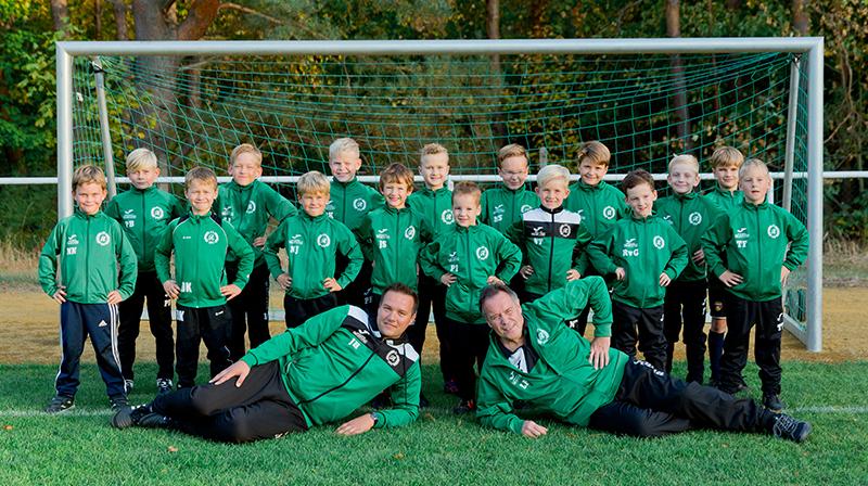 SV Ruhlsdorf F-Junioren 2018/2019